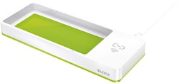 Bureau organizer Leitz WOW met inductie oplader groen