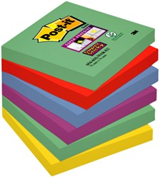 Memoblok 3M Post-it 654 Super Sticky 76x76mm Marrakesh