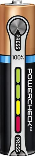 Batterij Duracell Ultra Power 4xAAA-2