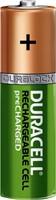 Batterij oplaadbaar Duracell 4xAAA 850mAh Ultra-2