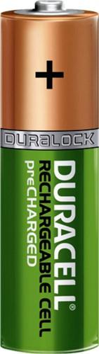 Batterij oplaadbaar Duracell 4xAAA 900mAh Ultra-2
