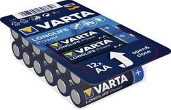 Batterij Varta Longlife Power big box 12xAA