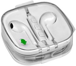 Oortelefoon Green Mouse met USB-C aansluiting