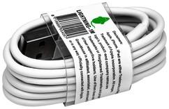 Kabel Green Mouse USB-A naar lightning 1 meter