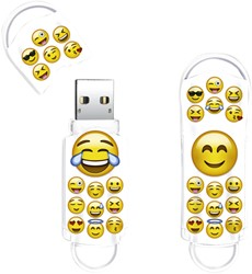USB-Stick 2.0 Integral Xpression 64GB Emoji