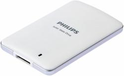 Harddisk Philips SSD extern 120GB