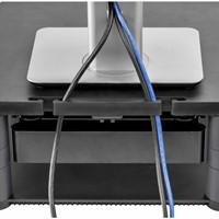 Werkstation Fellowes Premium Plus 36kg grijs-1