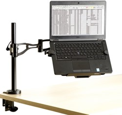 Laptopaccessoire monitorarm Fellowes Professional Series