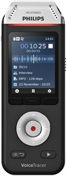 Ditigal voice recorder Philips DVT 2110 voor interviews