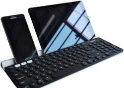 Toetsenbord Logitech K780 Qwerty zwart