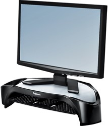 Monitorstandaard Fellowes Smart Suites zwart