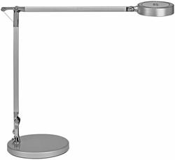 Bureaulamp MAULgrace LED dimbaar colour vario zilvergrijs