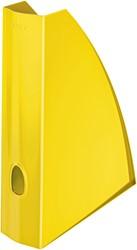 Tijdschiftcassette Leitz WOW geel
