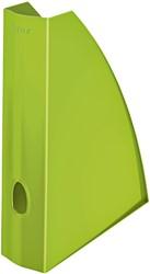 Tijdschiftcassette Leitz WOW groen