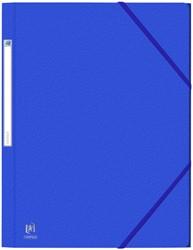 Elastomap Oxford Eurofolio A4 blauw