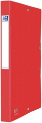 Elastobox Oxford Eurofolio A4 25mm rood