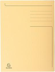 Dossiermap Exacompta Forever 280gr 3kleppen ivoor