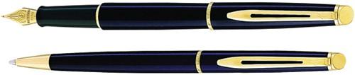 Vulpen Waterman Hémisphère Laque Black GT fijn-3