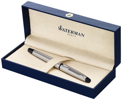 Vulpen Waterman Expert Steel CT medium-2