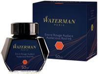 Vulpeninkt Waterman 50ml standaard rood-2