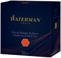 Vulpeninkt Waterman 50ml standaard rood-3