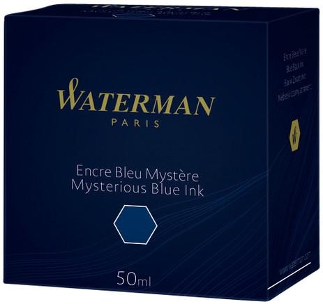 Vulpeninkt Waterman 50ml standaard blauw-zwart-3
