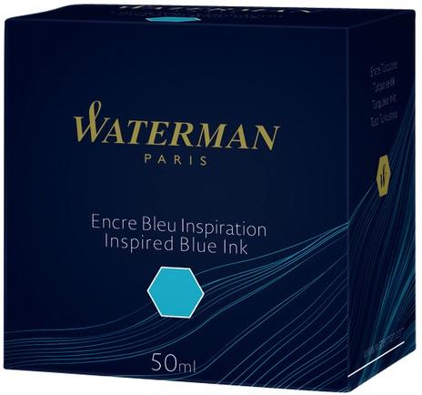 Vulpeninkt Waterman 50ml inspirerend blauw-3