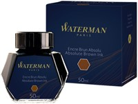 Vulpeninkt Waterman 50ml absoluut bruin-2