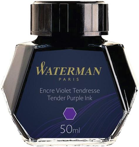 Vulpeninkt Waterman 50ml standaard paars