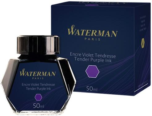 Vulpeninkt Waterman 50ml standaard paars-2