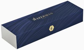 Vulpen Waterman Hémisphère Steel CT medium-3