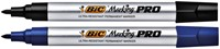 Viltstift Bic Pro 1mm permanent zwart-1
