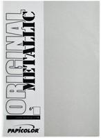 Kopieerpapier Papicolor A4 200gr 3vel metallic zilver-2