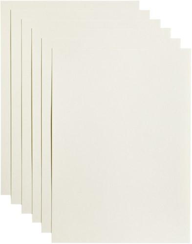 Kopieerpapier Papicolor A4 100gr 12vel anjerwit