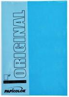Kopieerpapier Papicolor A4 100gr 12vel hemelsblauw-2