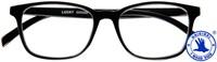 Leesbril I Need You Lucky +2.50 dpt zwart