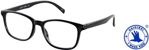Leesbril I Need You Lucky +1.00 dpt zwart-2
