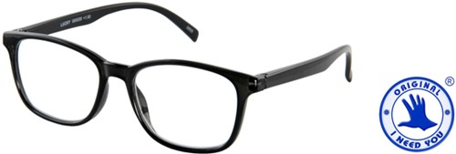 Leesbril I Need You Lucky +1.50 dpt zwart-2