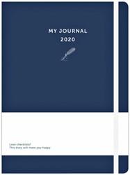 Ag20 A-Journal blauw