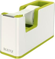 Plakbandhouder Leitz WOW wit/groen