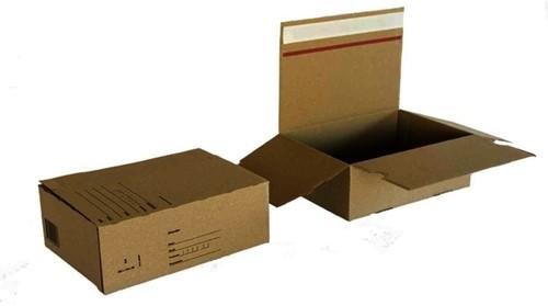 Postpakketbox Budget 3 240x170x80mm bruin-2
