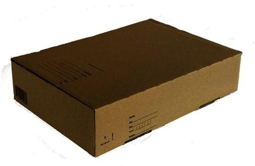 Postpakketbox Budget 5 430x300x90mm bruin-3