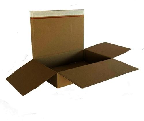 Postpakketbox Budget 5 430x300x90mm bruin-1