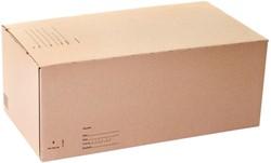 Postpakketbox IEZZY 6 485x260x185mm bruin