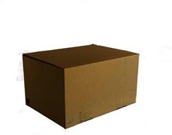 Postpakketbox IEZZY 7 485x369x269mm bruin