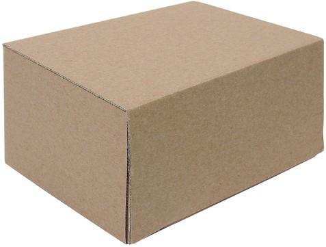 Postpakketbox Budget 6 485x260x185mm bruin-3