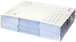 Paraatdoos IEZZY A4+ 305x215x100mm voor 1000vel wit