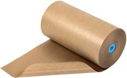 Inpakpapier IEZZY 70gram 50cmx220m kraft bruin