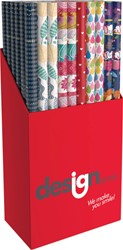 Inpakpapier Design Group all occasions 200x70cm assorti