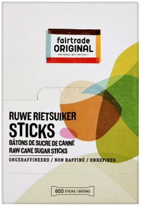 Rietsuikersticks Fairtrade Original 4gram 600 stuks-3